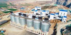 山东济南永发石料时产1000吨环保