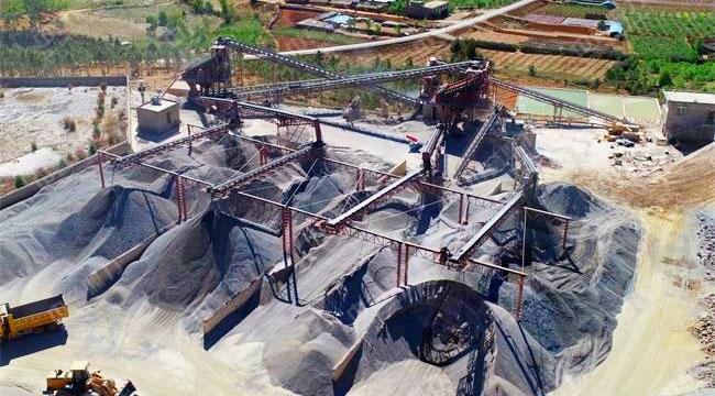 采石场破碎设备价格影响因素