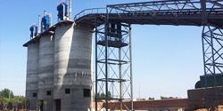 徐州龙山水泥时产500吨骨料生产
