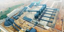 河南平顶山宝丰县时产3000吨骨料