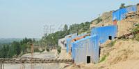 山西大同时产800吨石料生产
