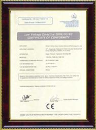 国际CE质量体系认证