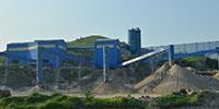 山西太原时产500吨碎石厂生