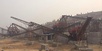 云南文山时产1000吨大型石料