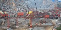 河南荥阳时产1000吨砂石骨料