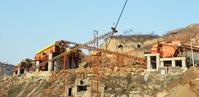 河南荥阳时产700吨砂石骨料